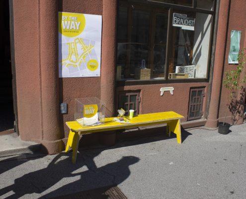 Brauchst Graz Sitzbänke