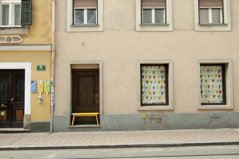 Graz / Brauchst Sitzbank